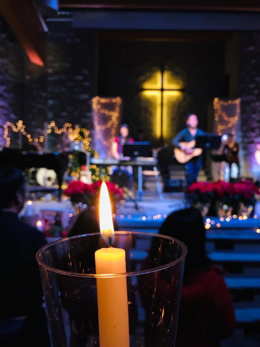Emmanuel- God with Us